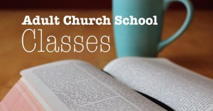 Adult church school compressed