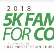5 K Family Run For Coffee – 2018