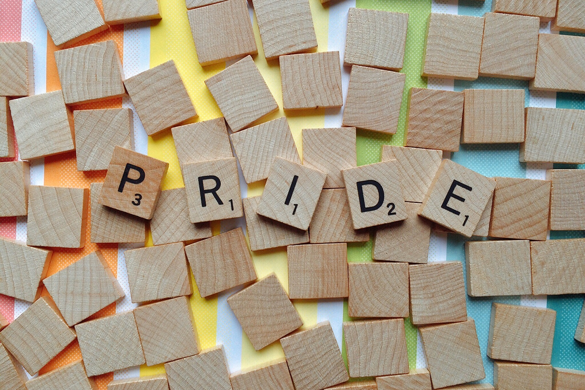 pride letters