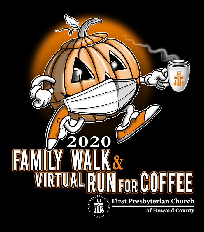 5 K Family Run For Coffee – 2020