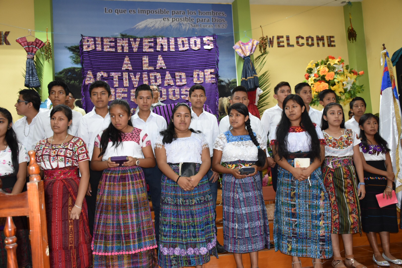 Guatemala Scholarship Program in the Time of Covid